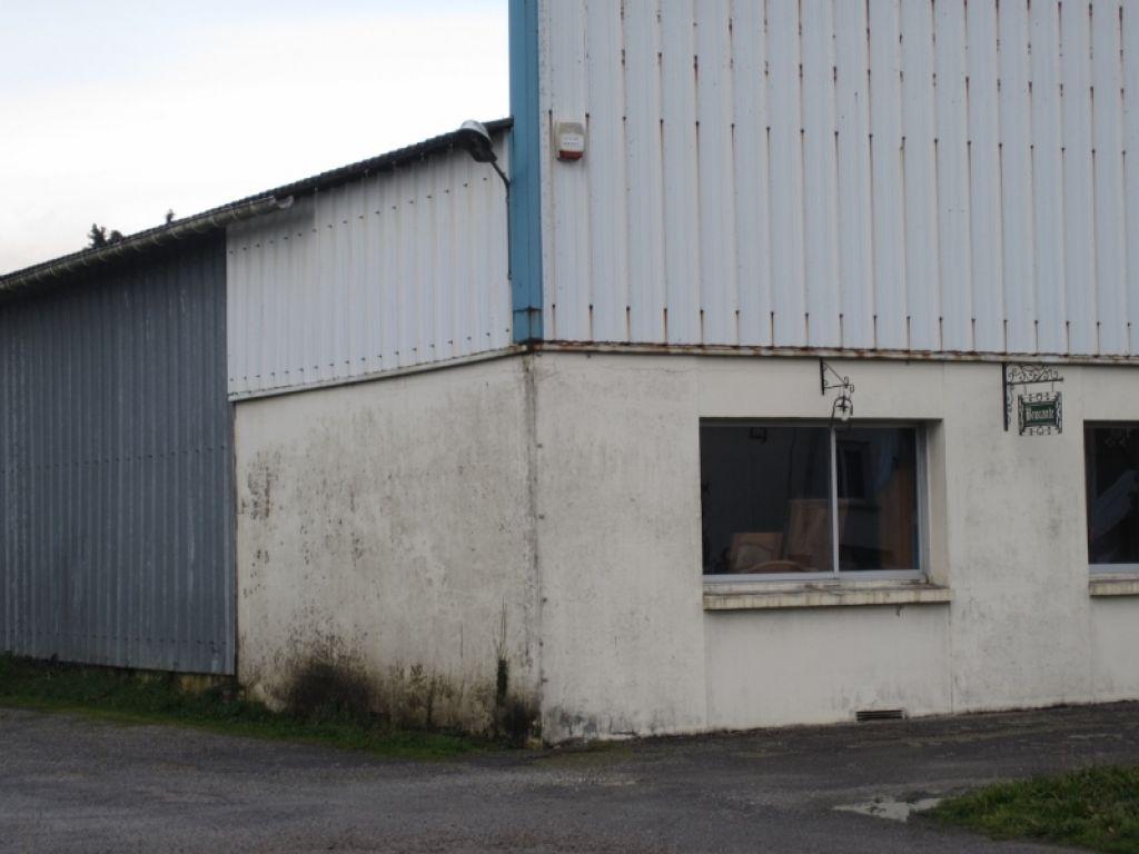 A vendre entrep t local industriel rosporden 500 m for Fenetre hangar